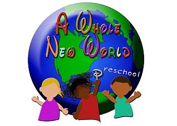 Paterson preschool A Whole New World Pre-School