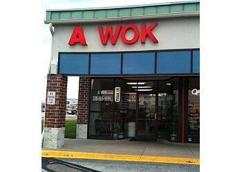 Akron chinese restaurant A-Wok Restaurant