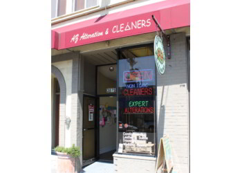 Oakland dry cleaner A Z Alteration & Cleaners