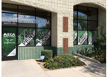 Surprise sign company AZCA Signs & Wraps