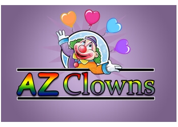 Peoria face painting AZ Clowns