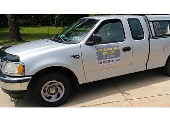 Akron handyman A-Z HANDYMAN SERVICES