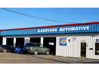 Amarillo car repair shop Aardvark Automotive