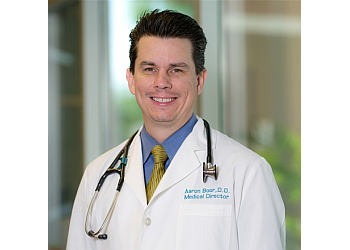 Peoria primary care physician Aaron B. Boor, DO