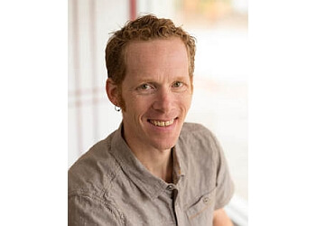 Greensboro physical therapist Aaron LeBauer, PT, DPT, LMBT