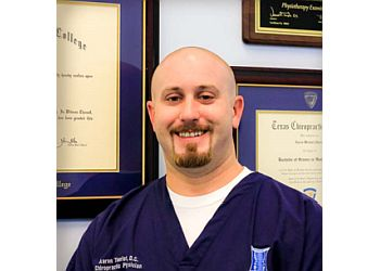 New Orleans chiropractor DR. AARON M. THERIOT, DC