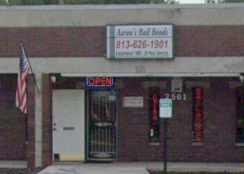 Tampa bail bond Aaron's Bail Bonds, Inc.