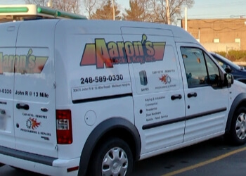 Sterling Heights locksmith Aaron's Lock & Key, Inc.
