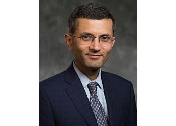 Durham neurologist Aatif Mairaj Husain, MD