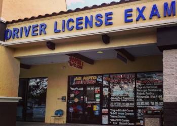 Miami driving school AB Auto Driving and Traffic School