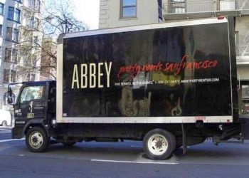 San Francisco event rental company Abbey Party Rents SF
