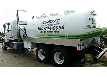 Oceanside septic tank service Abbott Septic Service