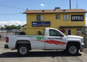 Bakersfield storage unit Abby's Mini Storage