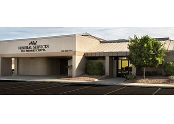 Phoenix funeral home Abel Funeral Services
