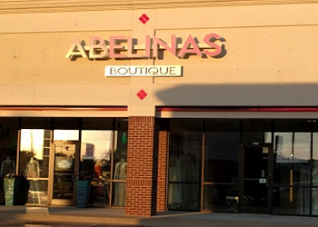 Tulsa bridal shop Abelina's Boutique