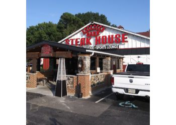 Virginia Beach steak house Aberdeen Barn