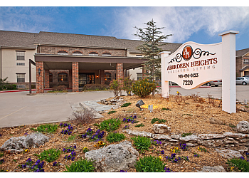 Tulsa assisted living facility Aberdeen Heights Senior Living