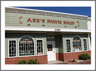 Santa Clarita pawn shop Abe's Pawn Shop