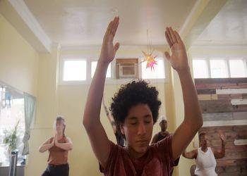 Cleveland yoga studio Abide Yoga