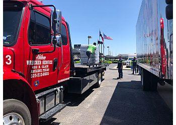 Abilene towing company Abilene Wrecker Service