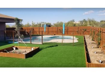 Tucson fencing contractor Able Fence LLC