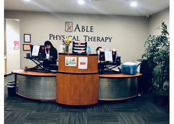 Santa Ana occupational therapist Able Physical Therapy