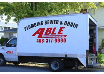 Sunnyvale septic tank service Able Plumbing Sewer & Drain