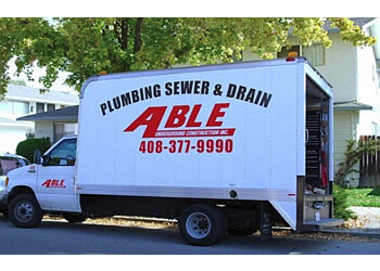 San Jose septic tank service Able Plumbing Sewer and Drain