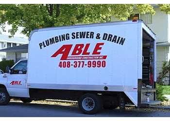 San Jose septic tank service Able Sewer & Drain