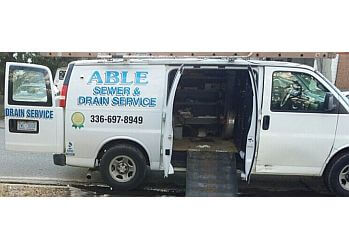 Greensboro plumber Able Sewer & Drain
