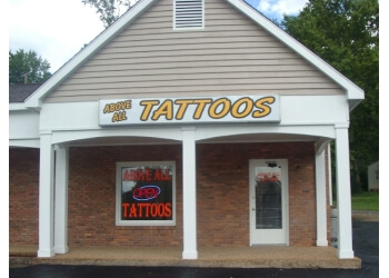 Columbus tattoo shop Above All Tattoos