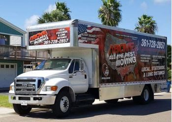 Corpus Christi moving company Above All The Rest Moving