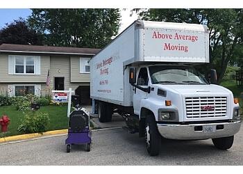 Madison moving company Above Average Moving