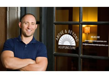 Scottsdale acupuncture Above & Beyond Acupuncture