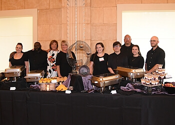 Kansas City caterer Above & Beyond Catering