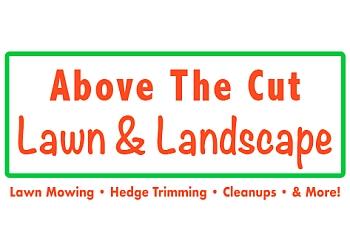 Irving lawn care service Above The Cut Lawn & Landscape