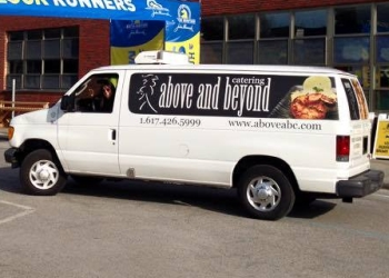 Boston caterer Above and Beyond Catering