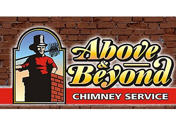 Boston chimney sweep Above and Beyond Chimney Service