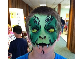 Indianapolis face painting Abracadabra
