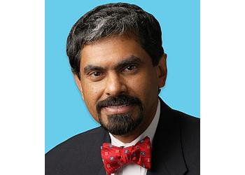 Dallas dermatologist Abraham Kuruvilla, MD, PhD