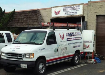 Chula Vista hvac service Absolute Heating & Air Conditioning