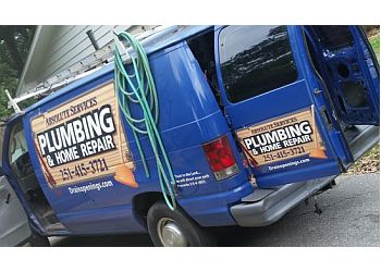 Mobile plumber Absolute Services, LLC