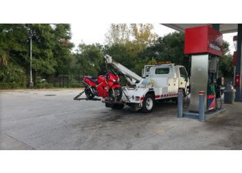 Jacksonville towing company Absolute Towing