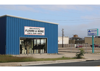 Corpus Christi flooring store Absolutely Floors and More