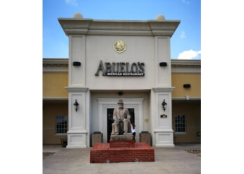 Amarillo mexican restaurant Abuelo's