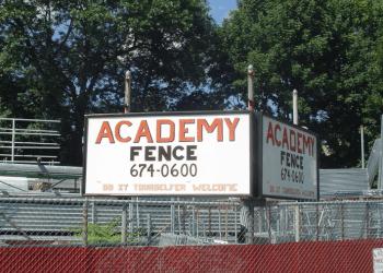 Newark fencing contractor Academy Fence Company Inc.