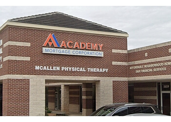 McAllen mortgage company Academy Mortgage Corporation