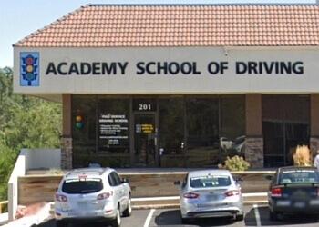 Colorado Springs driving school Academy School of Driving, LLC