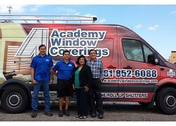 Corpus Christi window treatment store Academy Window Coverings Inc.