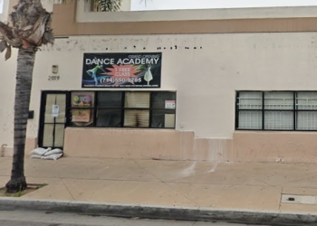 Santa Ana dance school Academy of International Dance